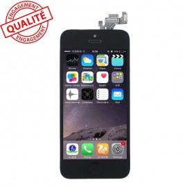Ecran lcd iphone 5 noir Complet