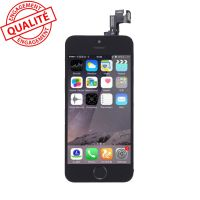Ecran lcd iphone 5s noir