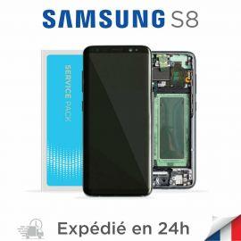 Ecran complet Samsung Galaxy S8 G950F - noir