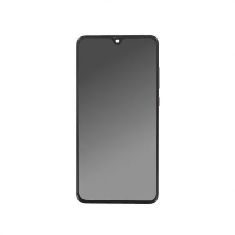 Ecran lcd Huawei Mate 20 sur chassis noir