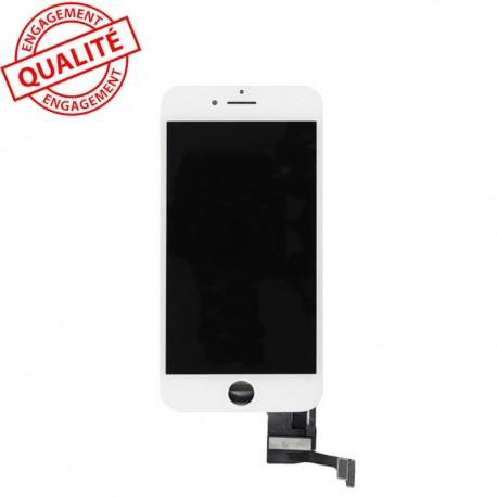 Ecran lcd iphone 8 plus blanc