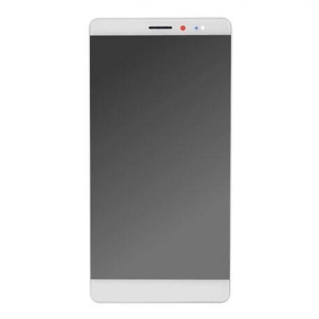Ecran lcd Huawei Mate S sur chassis blanc sans logo