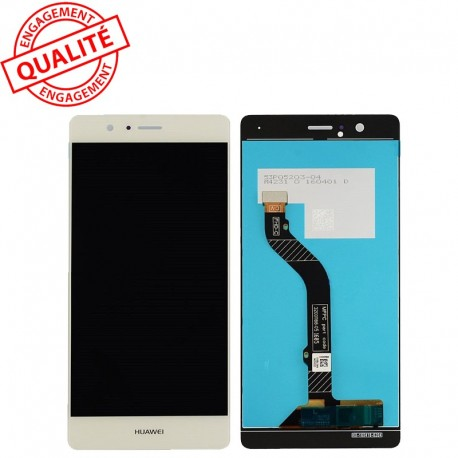 Lcd huawei p9 lite Gold (or) face avant et arriere