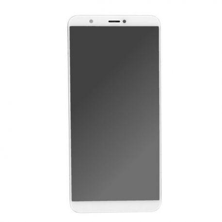 Ecran lcd Huawei P sur chassis blanc sans logo
