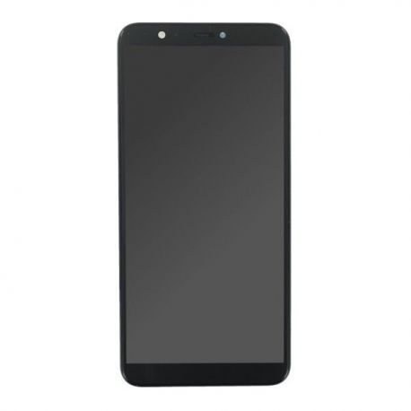 Ecran lcd Huawei P sur chassis noir sans logo