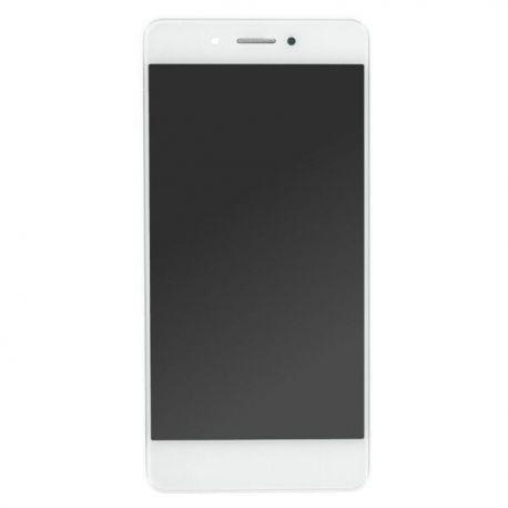 Ecran lcd Huawei Nova sur chassis blanc sans logo