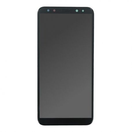 Ecran lcd Huawei Mate 10 Lite sur chassis noir sans logo