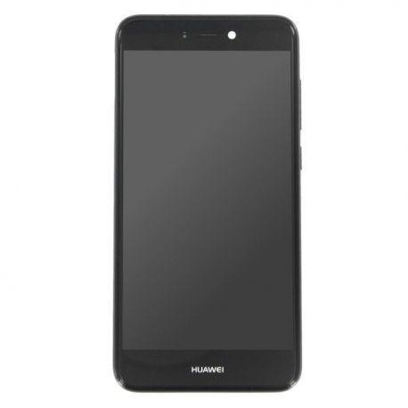 Ecran lcd Huawei P8 lite 2017 sur chassis noir