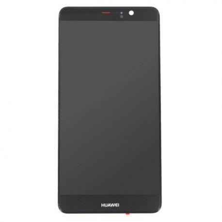 Ecran lcd Huawei Mate 9 sur chassis noir