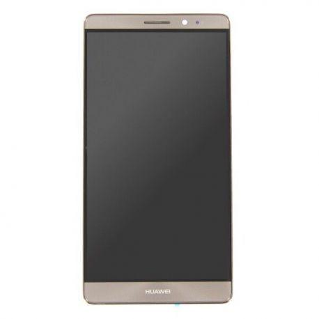 Ecran lcd Huawei Mate 8 bordeaux rouge