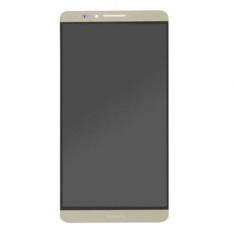 Ecran lcd Huawei Mate 7 doré