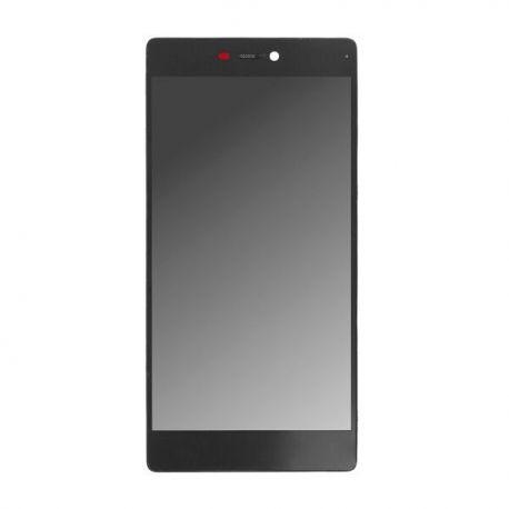 Ecran lcd Huawei Ascend P8 sur chassis noir