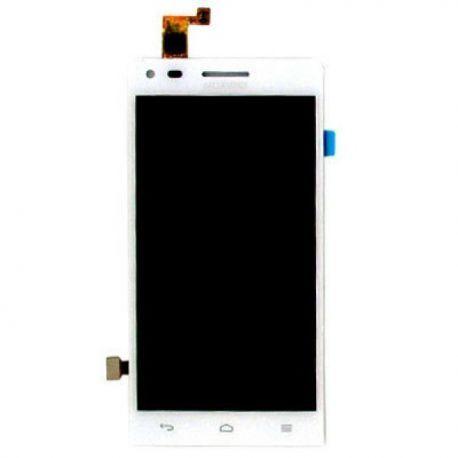 Ecran lcd Huawei Ascend G6 blanc