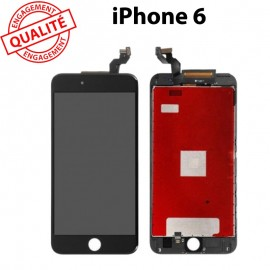 Ecran iphone 6 Noir