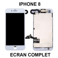 Ecran iphone 8 blanc Complet + outils
