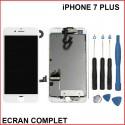 Ecran iphone 7 plus blanc Complet