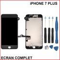 Ecran lcd iphone 7 plus noir Complet
