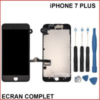 Ecran lcd iphone 7 plus noir Complet