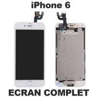 Ecran complet pour iphone 6 blanc