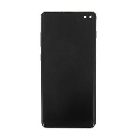 Ecran Samsung Galaxy S10 Plus G975F argent