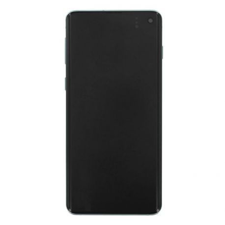 Ecran Samsung Galaxy S10 G973F prism vert