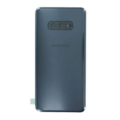 Vitre arrière Samsung Galaxy S10e G970F noir