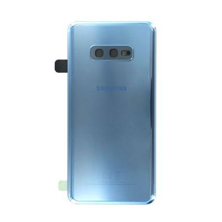 Vitre arrière Samsung Galaxy S10e G970F bleu