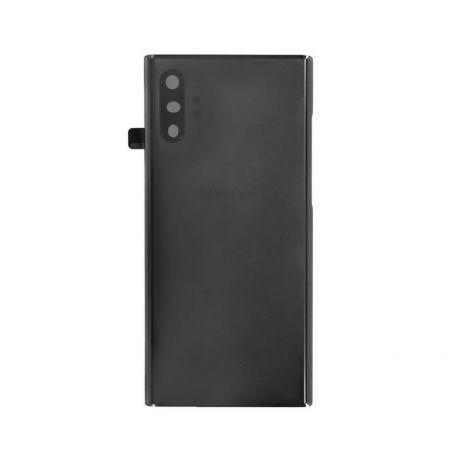 Vitre arrière Samsung Galaxy Note 10+ SM-N975F noir