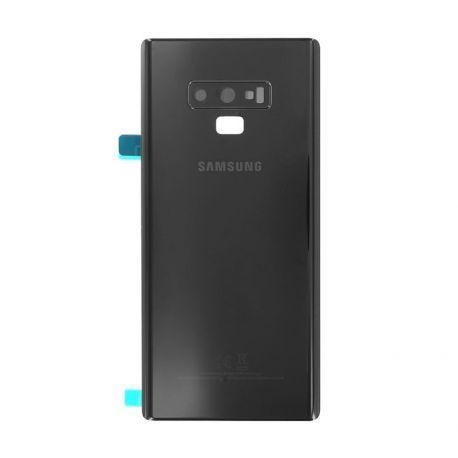 Vitre arrière Samsung Galaxy Note 9 N960F noir