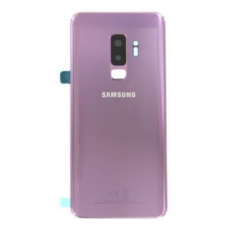 Samsung Galaxy S9+ G965F Cache batterie purple