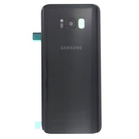 Vitre arrière Vitre arrière Samsung Galaxy S8 Plus G955F - Noir