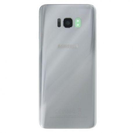 Vitre arrière Vitre arrière Samsung Galaxy S8 Plus G955F -Argent