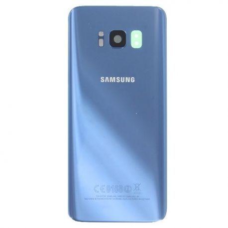 Vitre arrière Vitre arrière Samsung Galaxy S8 G950F- Bleu