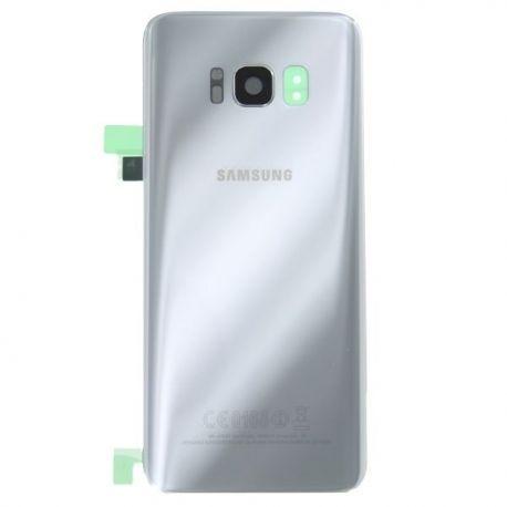 Vitre arrière Vitre arrière Samsung Galaxy S8 G950F- Argent