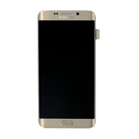 Ecran complet Samsung Galaxy S6 Edge Plus - Or